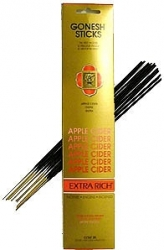 View Buying Options For The Gonesh Apple Cider 20-Stick Incense Pack [Pre-Pack]