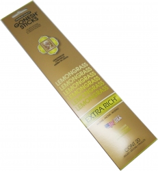 View Buying Options For The Gonesh Lemongrass 20-Stick Incense Pack [Pre-Pack]