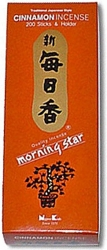 View Buying Options For The Morningstar Incense Cinnamon 200-Stick Incense Pack
