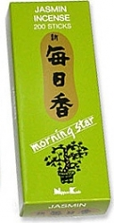 View Buying Options For The Morningstar Incense Jasmine 200-Stick Incense Pack