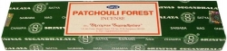 View Buying Options For The Satya Sai Baba Patchouli Forest Incense Sticks [Pre-Pack]