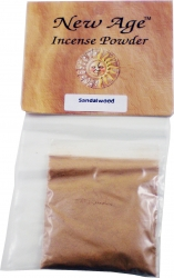 View Buying Options For The New Age Essence Sandalwood Powdered Incense Pack [Pre-Pack]