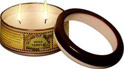 View Buying Options For The Song of India Temple Scented Candle [Pre-Pack]