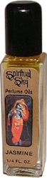 View Buying Options For The Spiritual Sky Jasmine Scented Perfume Oil [Pre-Pack]