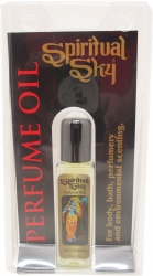 View Buying Options For The Spiritual Sky Nag Champa Scented Perfume Oil [Pre-Pack]