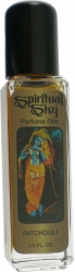 View Buying Options For The Spiritual Sky Patchouli Scented Perfume Oil [Pre-Pack]