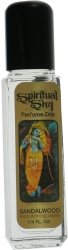 View Buying Options For The Spiritual Sky Sandalwood Scented Perfume Oil [Pre-Pack]