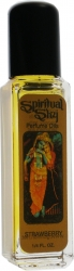 View Buying Options For The Spiritual Sky Strawberry Scented Perfume Oil [Pre-Pack]