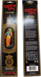 View Buying Options For The Spiritual Sky Black Magic 20-Incense Stick Pack [Pre-Pack]