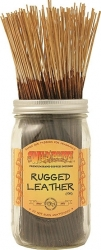 View Buying Options For The Wildberry Rugged Leather 100-Incense Stick Bundle