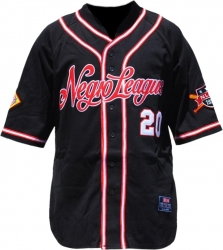 View Buying Options For The Big Boy NLBM Replica Mens Baseball Jersey