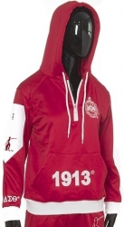 View Buying Options For The Delta Sigma Theta Elite Hoodie Pullover