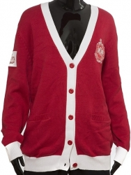 View Buying Options For The Delta Sigma Theta Classy Cardigan Sweater