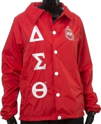 View Buying Options For The Delta Sigma Theta 2.0 Line Jacket