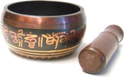 View Buying Options For The Tibetan Singing Bowl