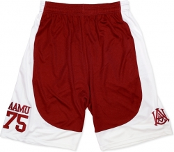 View Buying Options For The Big Boy Alabama A&M Bulldogs S2 Mens Basketball Shorts