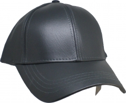 View Buying Options For The Classic Plain Solid Color Leather Mens Baseball Cap