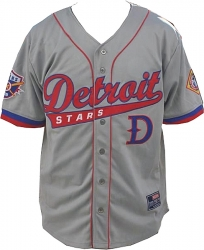 View Buying Options For The Detroit Stars Legends S3 Mens Baseball Jersey
