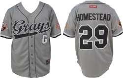 View Buying Options For The Homestead Grays Legends S3 Mens Baseball Jersey