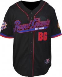 View Buying Options For The Brooklyn Royal Giants Legends S3 Mens Baseball Jersey