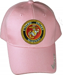 View Buying Options For The United States Marines Logo Kids Cap