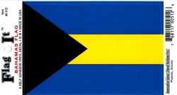 View Buying Options For The Bahamas Flag Car Decal Sticker [Pre-Pack]