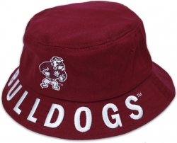 View Buying Options For The Big Boy Alabama A&M Bulldogs S4 Mens Bucket Hat