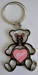 View Buying Options For The Elvis Presley Teddy Bear Key Chain