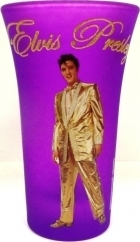 View Buying Options For The Elvis Presley The King In Purple Shooter Cup [Pre-Pack]