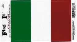 View Buying Options For The Italy Flag Car Decal Sticker [Pre-Pack]