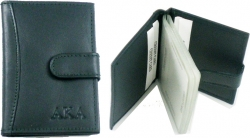 View Buying Options For The Alpha Kappa Alpha Leather Card Holder