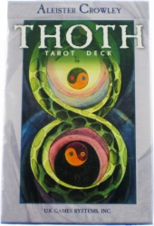 View Buying Options For The Crowley-Thoth Tarot Card Deck