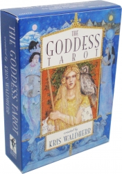 View Buying Options For The Goddess Tarot Card Deck