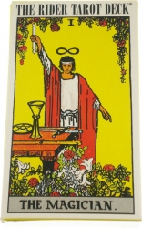 View Buying Options For The Rider Waite Tarot Card Deck