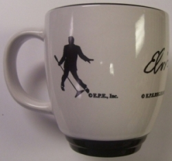 View Buying Options For The Elvis Presley Bistro Style Mug