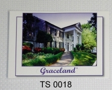 View Buying Options For The Elvis Presley Graceland Walk Way Photo Postcards [Pre-Pack]