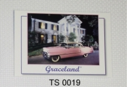 View Buying Options For The Elvis Presley Graceland & Pink Caddy Postcards [Pre-Pack]
