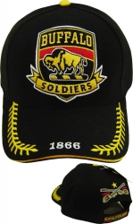 View Buying Options For The Buffalo Soldiers Commemorative S8 Mens Cap