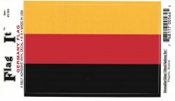 View Buying Options For The Germany Flag Car Decal Sticker [Pre-Pack]