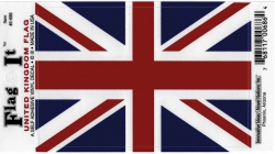 View Buying Options For The United Kingdom Flag Car Decal Sticker [Pre-Pack]