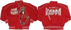 View Buying Options For The Kappa Alpha Psi Future Kappa Divine 9 Kids Twill Jacket