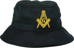 View Buying Options For The Mason Big Emblem Mens Floppy Bucket Mesh Hat