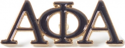 View Buying Options For The Alpha Phi Alpha Color Classic Lapel Pin