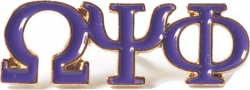 View Buying Options For The Omega Psi Phi Color Classic Lapel Pin