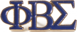 View Buying Options For The Phi Beta Sigma Color Classic Lapel Pin
