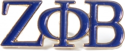 View Buying Options For The Zeta Phi Beta Color Classic Lapel Pin