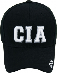 View Buying Options For The CIA Text Classic Mens Cap