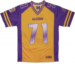 ef01aaa99e94c2 View Buying Options For The Big Boy Alcorn State Braves S10 Mens Football  Jersey