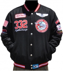 View Buying Options For The Tuskegee Airmen Commemorative S4 Mens Wool Jacket