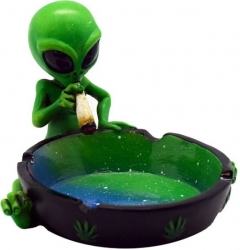 View Buying Options For The Alien Smoker Ashtray